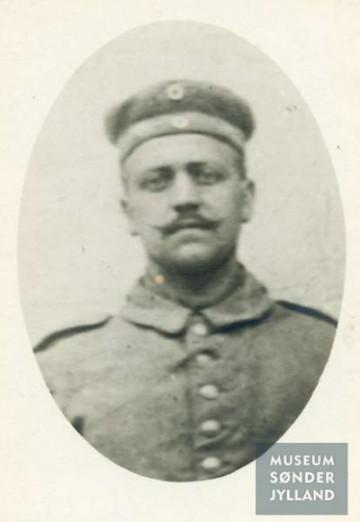 Tøge Tychsen (1871-1915) Broager