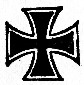"""31. december 1915. """"Jernkorset blev rakt ned til ham på en skovl …"""""""