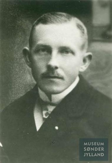 Chresten Jørgensen Jessen 1888-1915) Lysabild