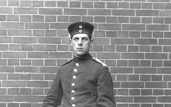 """24. juni 1915 – Thyge Thygesen: """"Tyskerne skød alle Sårede"""""""