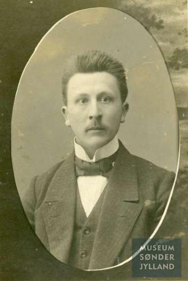 Hans Petersen Paulsen (1888-1915) Notmarkskov, Notmark