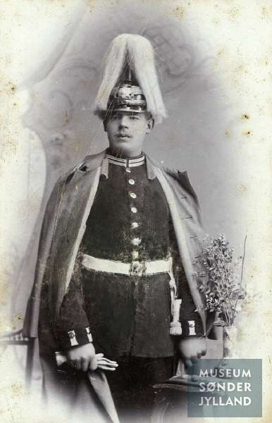 Jørgen Larsen (1884-1915) Dybbøl