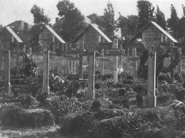 31. oktober 1918 – De faldne