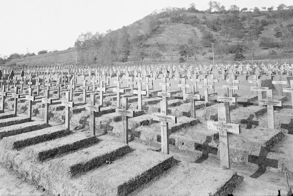 1. oktober 1918 – De faldne