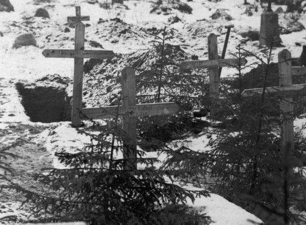 25. december 1918 – De faldne