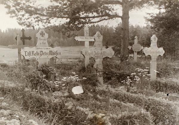 28. januar 1918 – De faldne