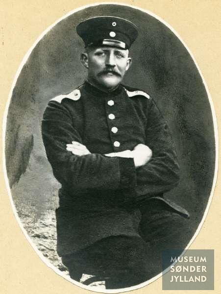 Christian Jørgensen (1885-1915) Madeskov, Ulkebøl