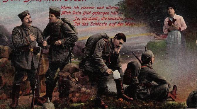 """18. november 1916 – Milert Schulz: """"… die Stunde hat jetzt geschlagen…"""""""