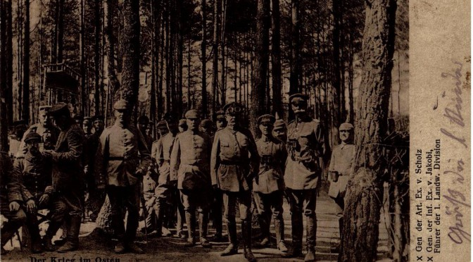 16. august 1915. Nyt på siden om Otto Theodor Wagner