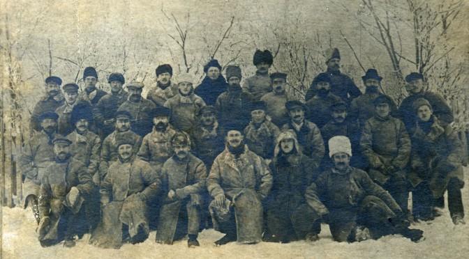 """31. august 1917. Frits Clausen: """"… det trækker jo ogsaa længe ud med denne Krig …"""""""