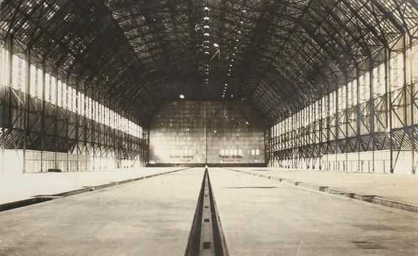 28. december 1916 – Zeppelinbasen Tønder: Brand!