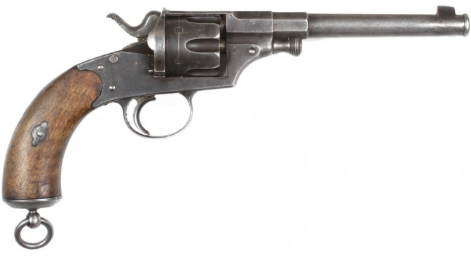 3. oktober 1915 – Reichsrevolver Modell 1879