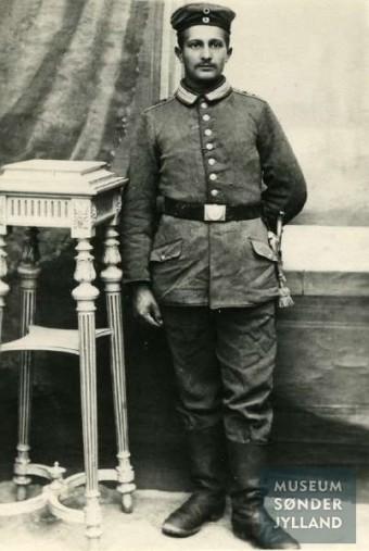 Ernst Bornholdt (1892-1915) Sønderborg