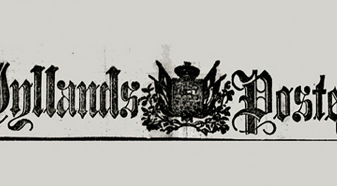 20. oktober 1915. Jyllandsposten: Desertører og flygtede russere