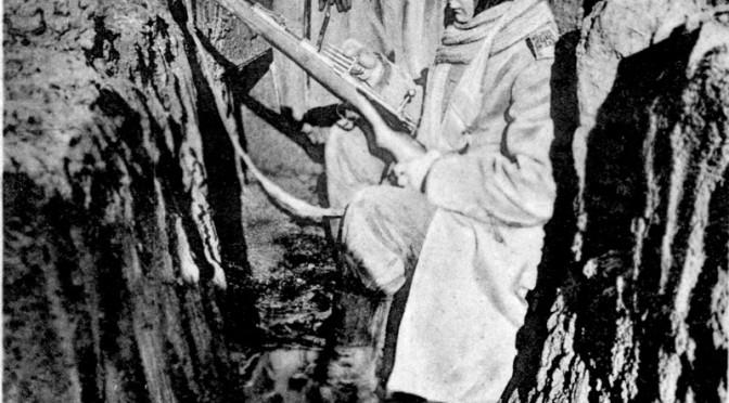 """29. november 1915 – Thyge Thygesen: """"ein Hundsgemeiner"""""""