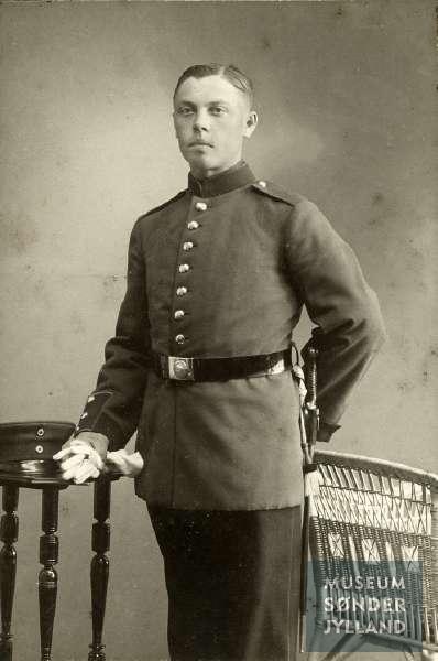 Peter Jacobsen (1891-1916) Ulkebøl