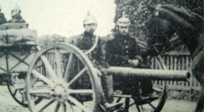 17. juli 1917. Hans Hostrup i Makedonien