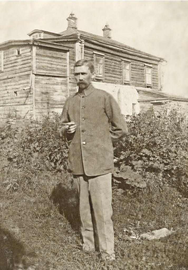 Anton Nygaard i Rusland