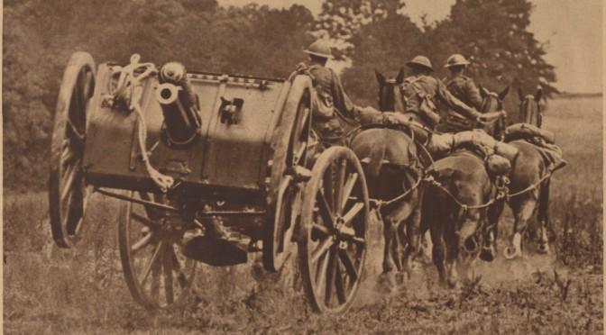 """25. november 1918. """"Vi gik 25-30 kilometer om dagen, og igennem Belgien i et stræk, 65 kilometer."""""""