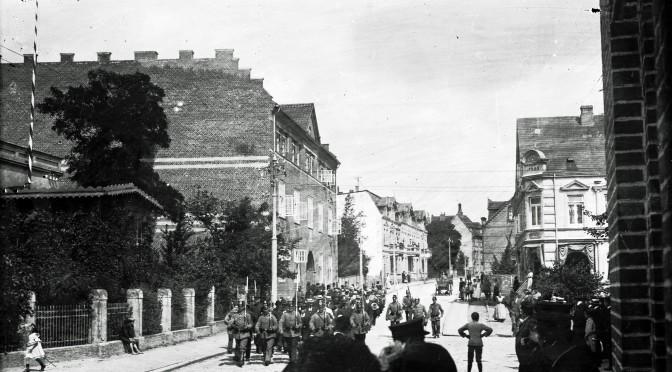 10. august 1914. Arrestationer i Sønderjylland. Sorgen og fortvivlelsen ubeskrivelig.