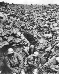 French_87th_Regiment_højde_304_Verdun_1916