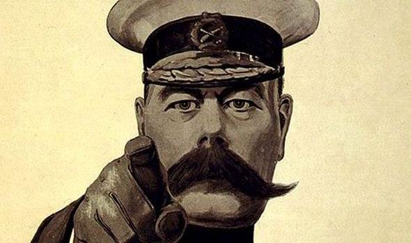 4. august 1914. England erklærer Tyskland krig