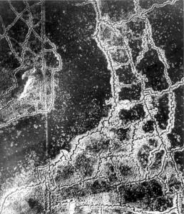 Skyttegravssystem Loos-Hulluch July 1917