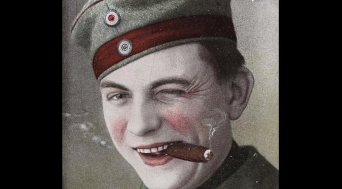 24. maj 1918. Farlig rygning: 70 mand dræbt og næsten 300 såret!
