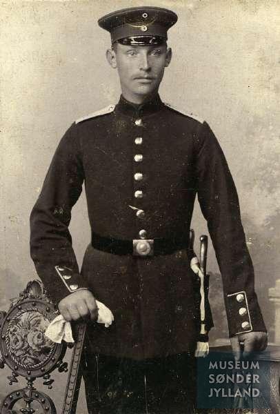 Peter Lorenzen (1882-1916) Oksbøl