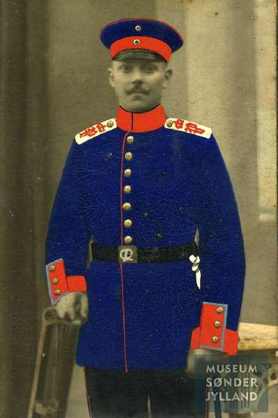 Christian Kelsen (1888-1916) Stenderup, Nybøl