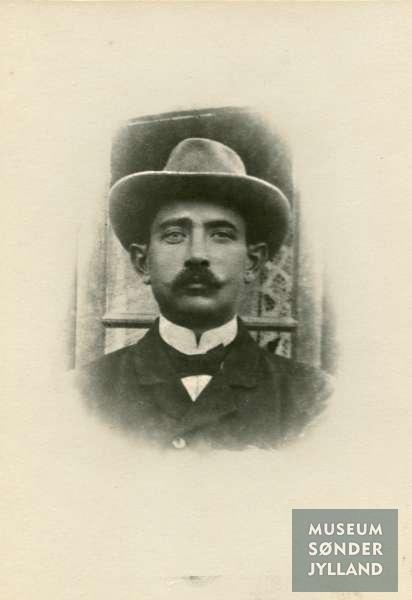 Hans Peter Johannsen (1878-1916) Augustenborg