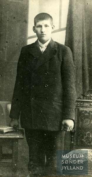 Jørgen Jensen (1897-1916) Ketting