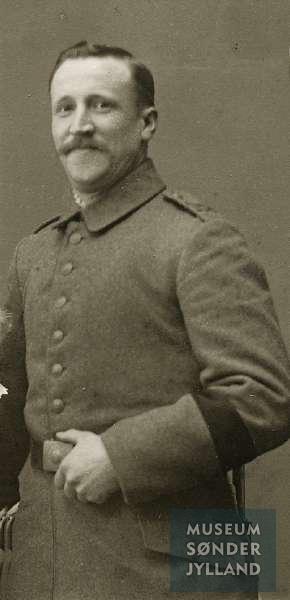 Anton Peter Petersen (1888-1916) Haderslev
