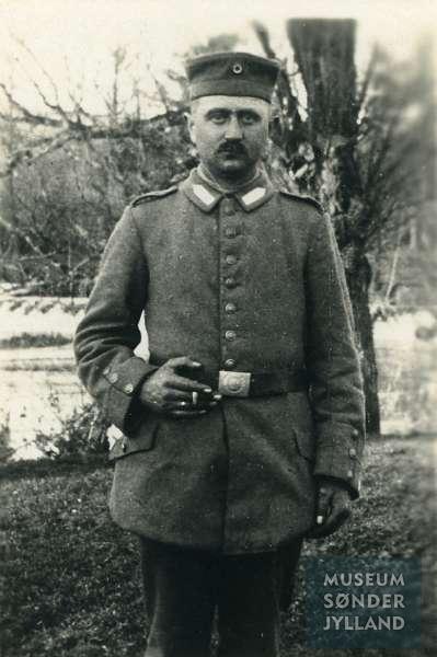 Jens Jørgensen (1884-1916) Neder Tandslet, Tandslet