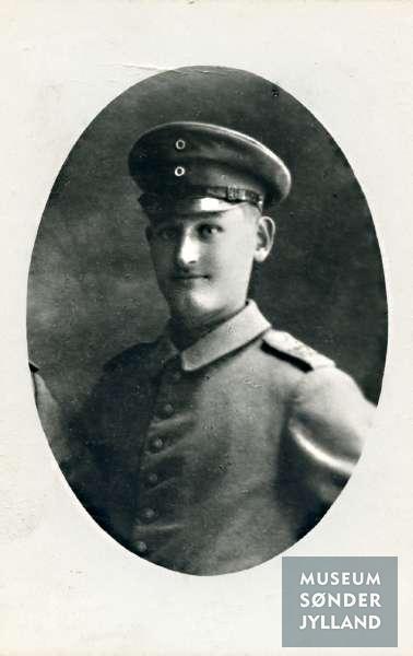 Nicolai Johannsen (1894-1916) Dybbøl