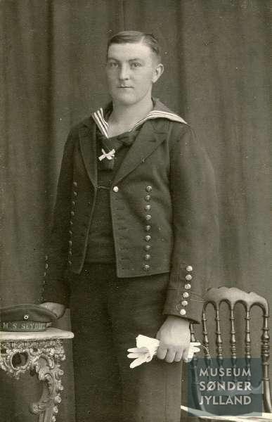 Jørgen Jacobsen (1891-1916) Ulkebøl