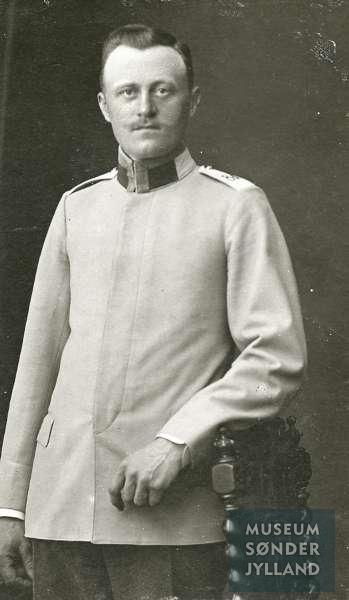 Peter Tychsen (1881-1916) Nybøl