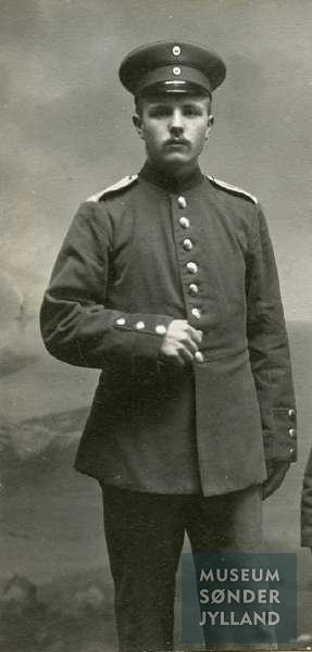 Jens Peter Lorenzen (1892-1916) Gråsten