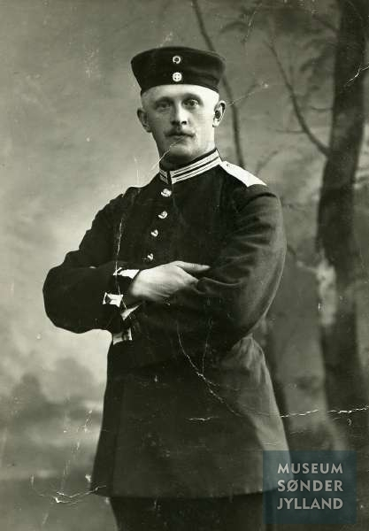 Heinrich Markus Lensch (1880-1916) Sønderborg