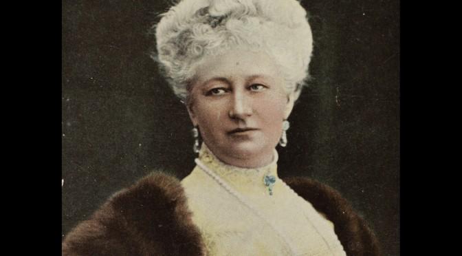 22. oktober 1914. På lazarettet på kejserindens fødselsdag