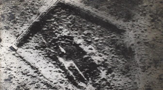 """24. oktober 1916. Ved Fort Douaumont: """"Første kompagni frem til storm!"""""""