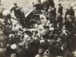 Gullaschkanon Berlin 1916