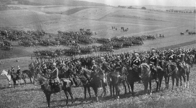 """9. april 1917. Vimy: """"Englænderne stormede frem!"""""""