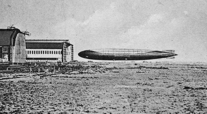 12. februar 1916. Forfremmelser og havareret Zeppelin