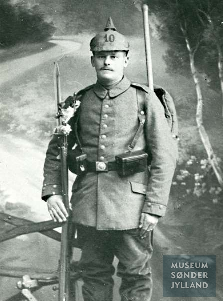 Peter Duus (1881-1916) Nygård, Kegnæs