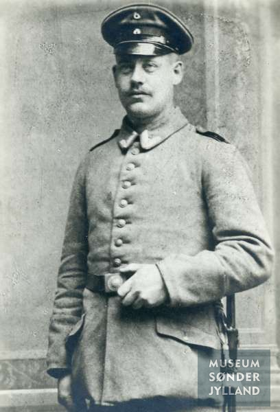 Thomas Hansen (1892-1916) Broager