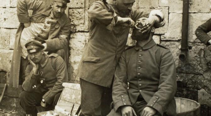12. marts 1916. Tandpine