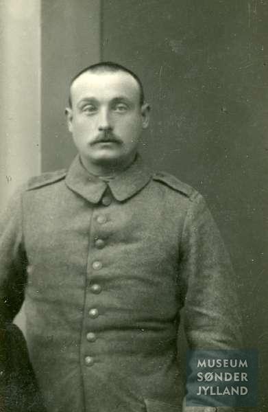 Klaus Dietrich Kruse (1886-1916) Sønderborg