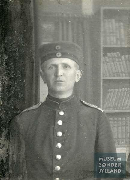 Peter Skovmand (1883-1916) Blegebæk, Ketting