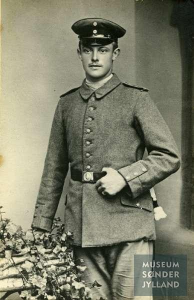 Hans Jensen Jørgensen (1893-1916) Elstrup, Egen